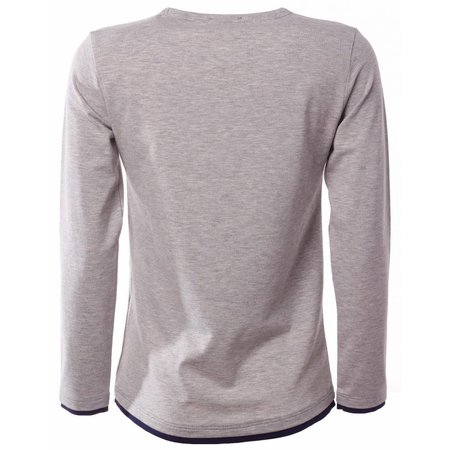 Funky XS shirt Perfection grey