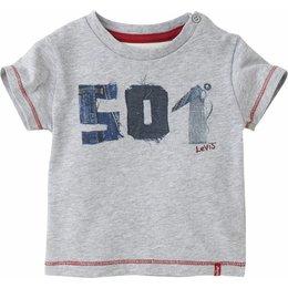 Levi's stoere babykleding : shirtje 501 original