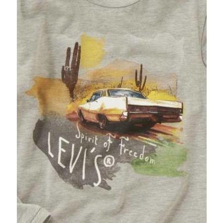 Levi's longsleeve American Car