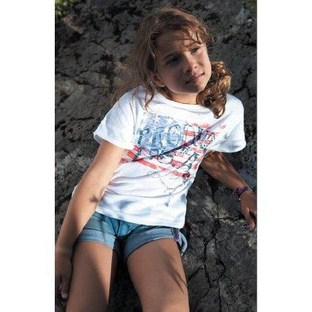 Levi's shirt Adelyn Amerikaanse Vlag