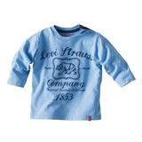 Levi's baby shirt Marlow babyblue