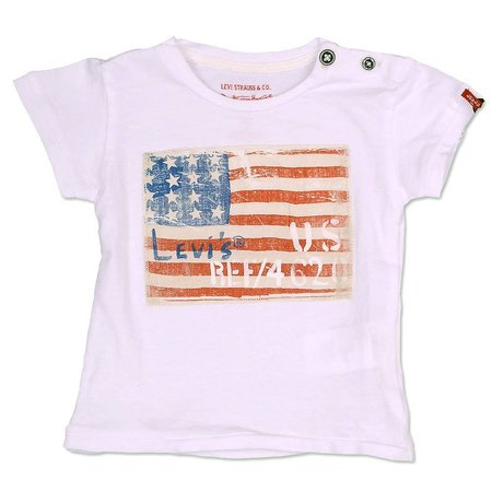 Levi's shirt Dexter Amerikaanse Vlag