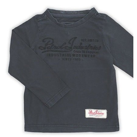 Petrol Industries shirt all-over spray effect.