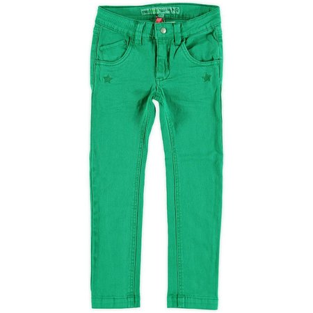 Moodstreet skinny jeans groen