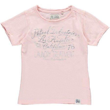 Petrol Industries girls shirt pastel pink
