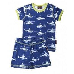 Maxomorra pyjama set Helikopters
