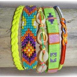 LOVE IBIZA armband Sunset
