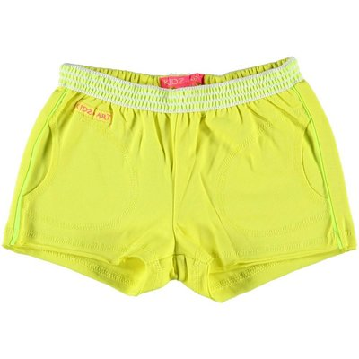 Kidz-Art tricot short yellow