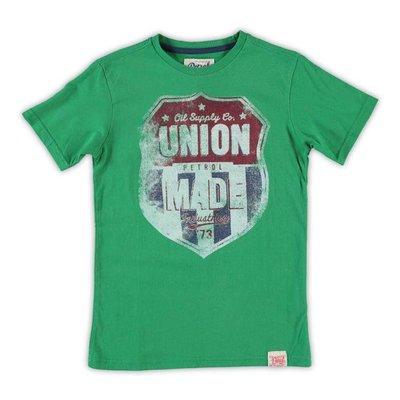 Petrol Industries shirt Union bright green