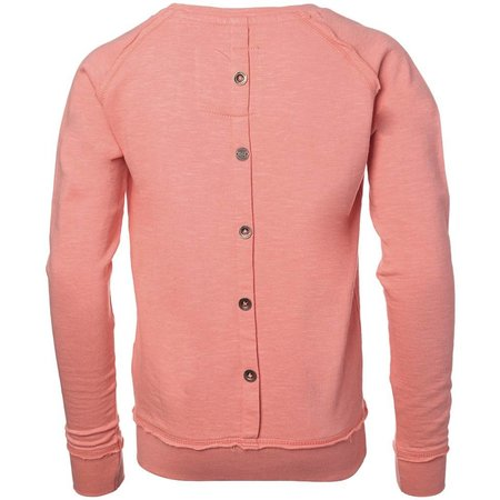 Petrol Industries Girls sweatshirt Peach pink