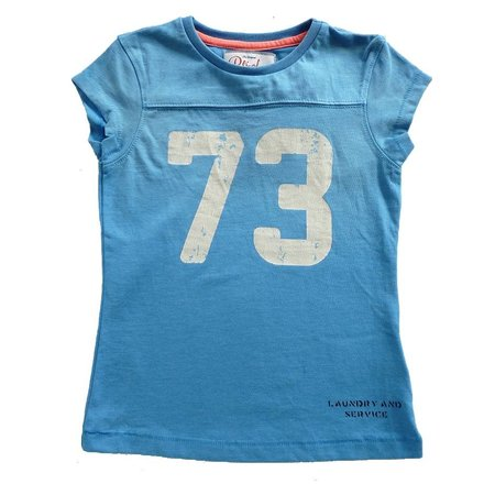 Petrol Industries shirt washed blue 73