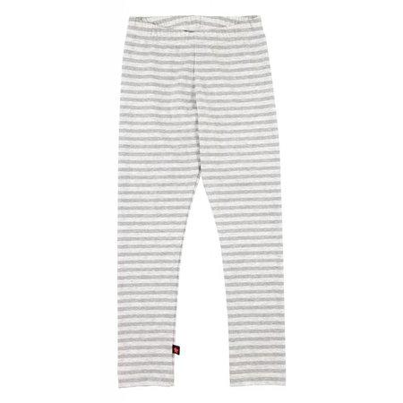 Molo legging niki silver stripe