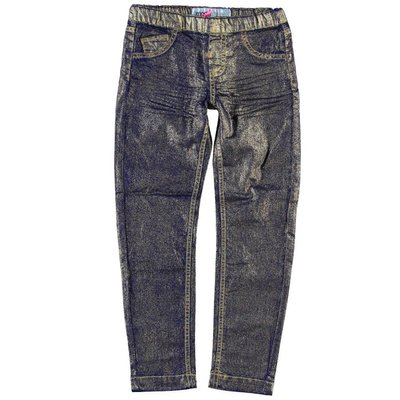 Moodstreet tregging blue gold
