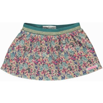 Moodstreet stretch rokje flowers