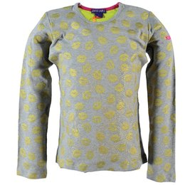 Kidz-Art longsleeve kisses gold