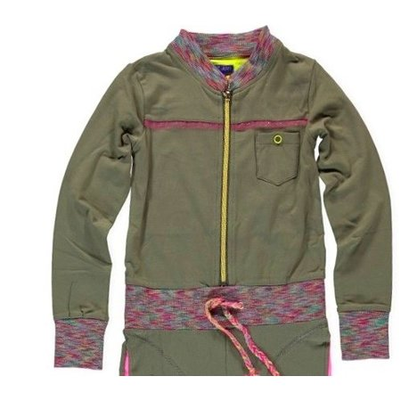 Kidz-Art jumpsuit army