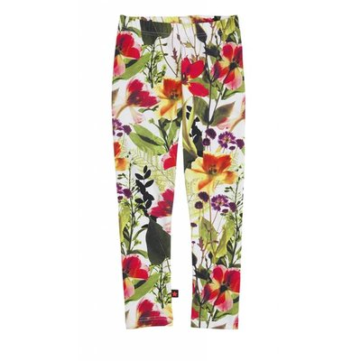 Molo legging Niki pressed flowers