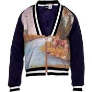 Molo jacket Henna met hertenprint