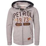 Petrol Industries sweatvest grey