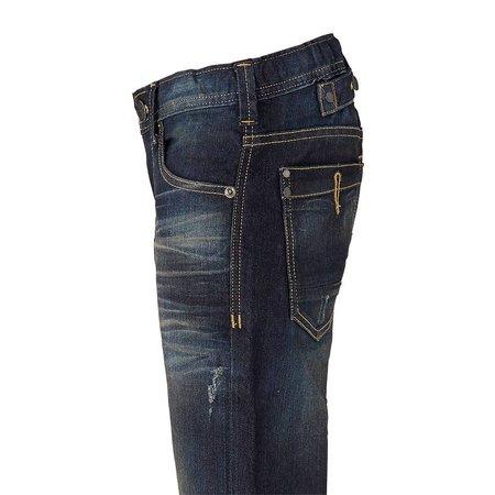 Petrol Industries Terrell faded jeans