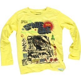Moodstreet Space Tiger yellow