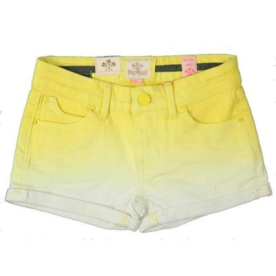 Cars Jeans stretch shorts Rio Citron