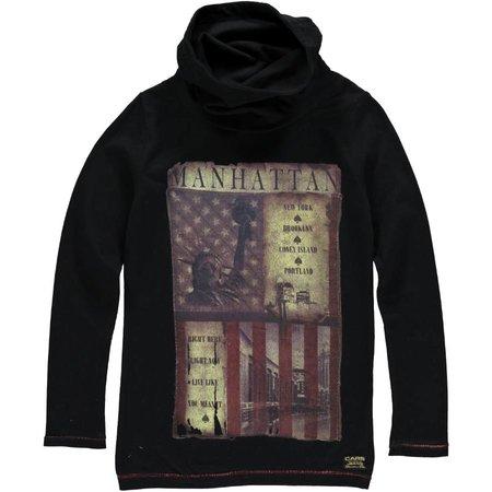 Cars Jeans kol shirt Manhattan Black