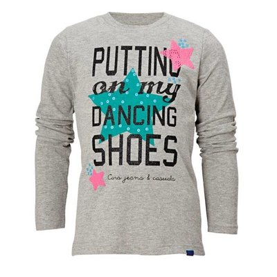 Cars Jeans longsleeve girls Dancing Shoes