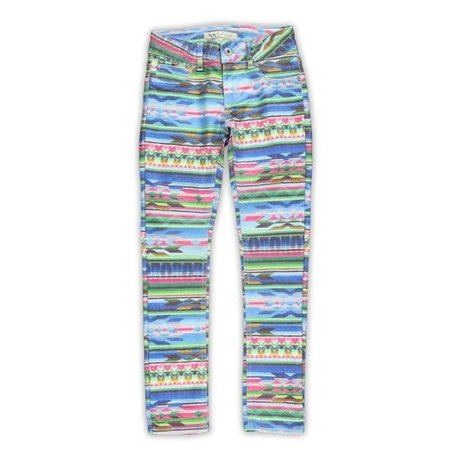 Cars Jeans stretch skinny multicolor jeans