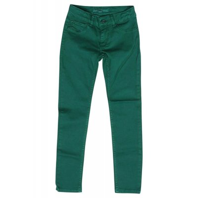 Cars Jeans stretch slim fit broek Sea Green