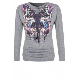 Cars Jeans waterval shirt vlinder