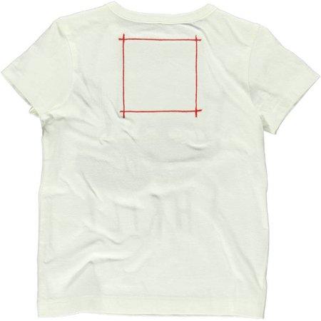 Moodstreet shirt Thrill white