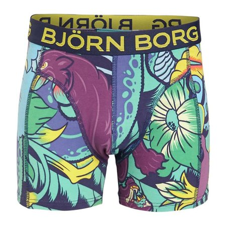 Björn Borg boys boxer Jungle