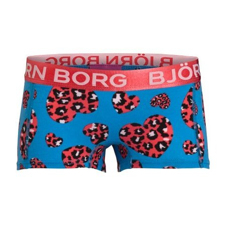 Björn Borg Girls boxer Wild Heart