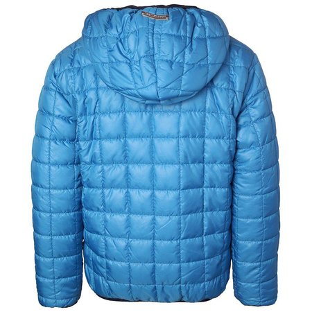 Moodstreet winterjas bright blue