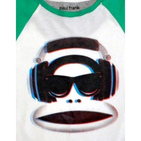 Paul Frank longsleeve Headphone 3D
