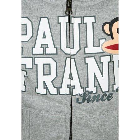 Paul Frank stoer sweatvest grey melee