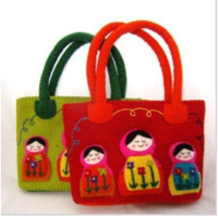 Cute Factory Fairtrade tasje Babouschka