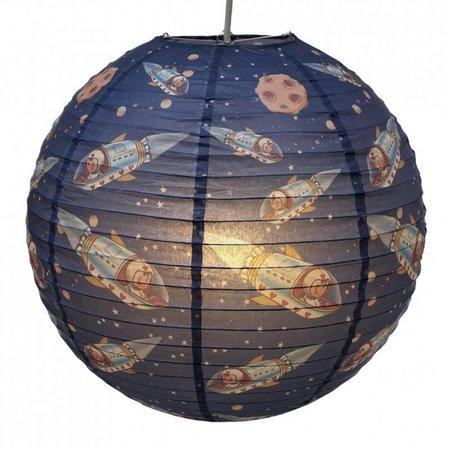 Rex Stoere lamp astronauten