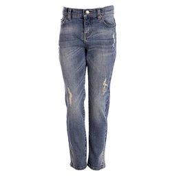 Little Pieces stoere stretch jeans gescheurd