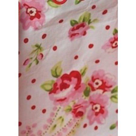 Rex XL Shopper pink roses