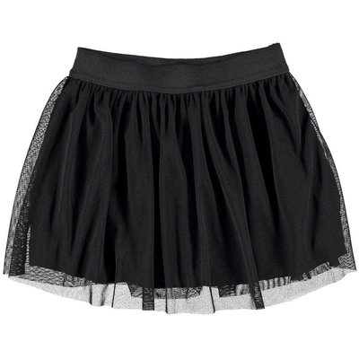Little Pieces tutu rokje Happy Black