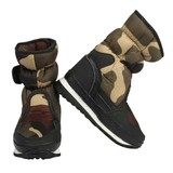 Molo moonboots camouflage