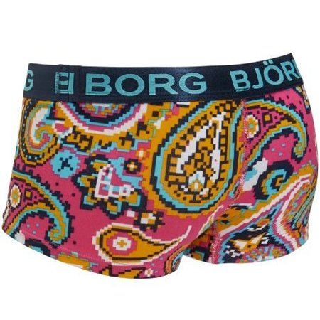 Björn Borg girls boxer Raspberry rose