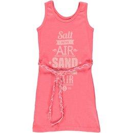 "O'Chill jurkje ""Salt"" fluo coral pink"