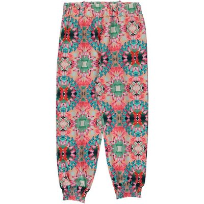 O'Chill loose fit jersey pants vlinders en bloemen