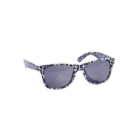 Little Pieces meisjes zonnebril UV 400 Juliane panter black
