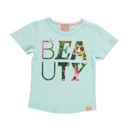 Funky XS shirt Beauty soft blue