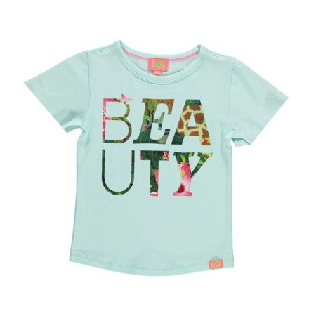 Funky XS shirt Beauty soft blue