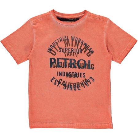 Petrol Industries shirt vintage light chili 659